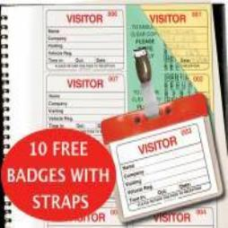 A Value Pack System Visitor Book