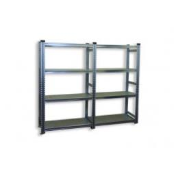 Galvanised Boltless Shelving Solutions