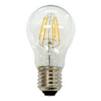 E27 filament led bulb - 6 watt