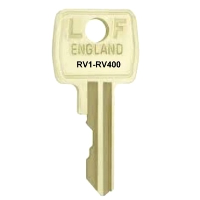 Cabinet Keys RV1 to RV400 Lowe & Fletcher