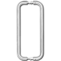 Back To Back Stainless Steel Tubular Pull Handle