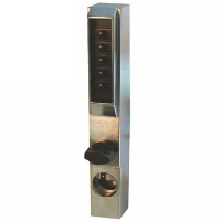 Kaba 3000 Series Narrow Style Digital Lock Body Only