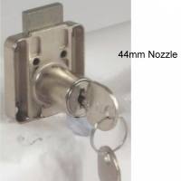 Hafele 44mm long Nozzle Cupboard Lock