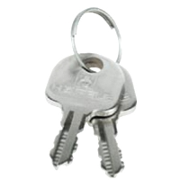 Hafele 1 to 200 Cabinet Keys