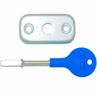 Easi T Budget Key and Escutcheon