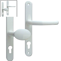 Fab and Fix 92 62PZ Offset Lever Pad Upvc Furniture - Ashford