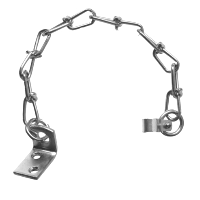 Padlock Chain Attachment Suits 40mm to 60mm Padlocks