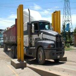 RadComm RC4000 Weighbridge Radiation Detection System