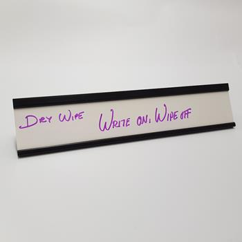 A/Trak Door Name Plate Holder Dri-Wipe Insert
