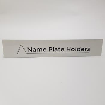 Name Plate Suppliers