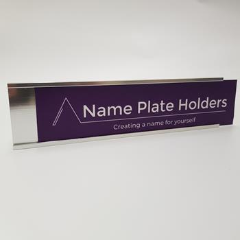 Indoor Name Plates and Holders