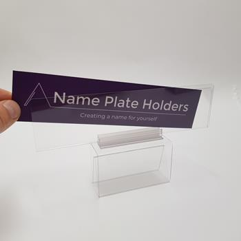 Engraved Only - Door Signs