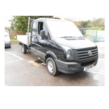 VOLKSWAGEN CR35 DOUBLE CAB CRAFTER LWB TDI 136 PS