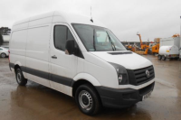 VOLKSWAGEN CR35 CRAFTER MWB 109 PS