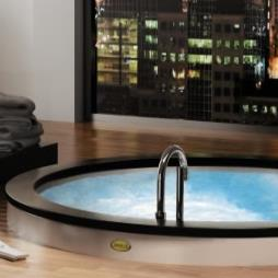 Jacuzzi  Jetted Whirlpool Baths