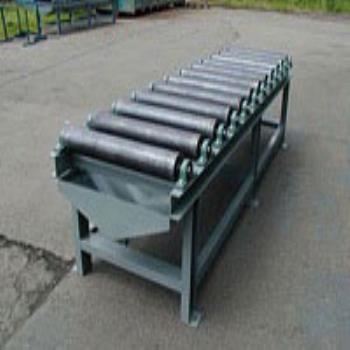 Extra Heavy Duty Gravity Roller Conveyors
