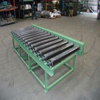 Extra Heavy Duty Powered Roller Conveyors up to 1500 Kgs