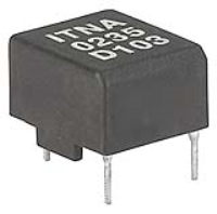 ITRF-0235-D101 - Pulse transformers for THT mounting