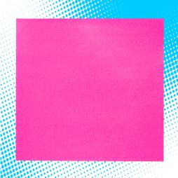 A4 Fuchsia Pink Pearlescent Paper Single Side
