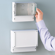 WALL MOUNT ENCLOSURES - For control electronics