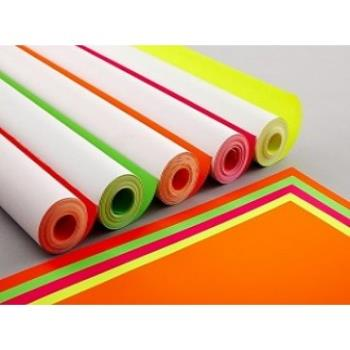Day Glo Paper Rolls - Poster & Display Poster