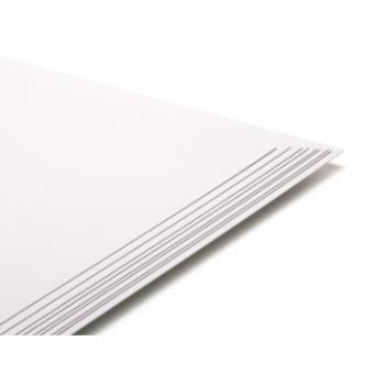 White Backing Boards