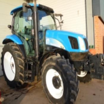 NEW HOLLAND TS 110A Used Tractor