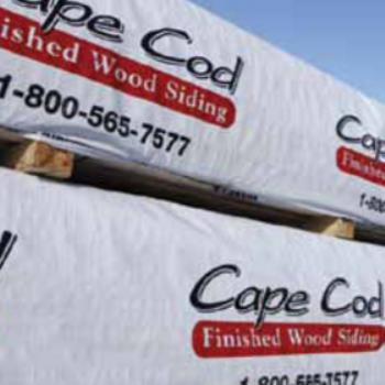 Cape Cod Wood Cladding
