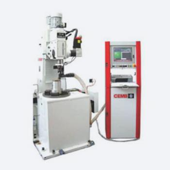 V 50/100 TFM Balancing Machine