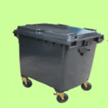 1100 Litre Bins (Eurobins) 4 Wheel Bins