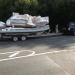 Fishing Boat Transport Services