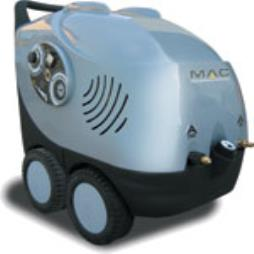 MAC Drop Hot Water Pressure Washers