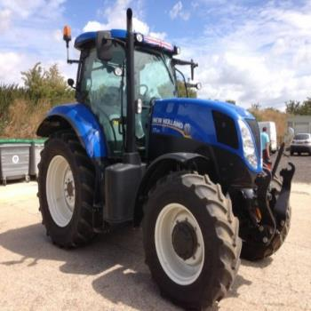 New Holland T7.210 (2014)