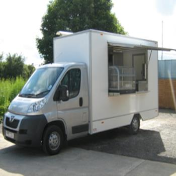 VEHICLE CHASSIS CAB Catering Conversion