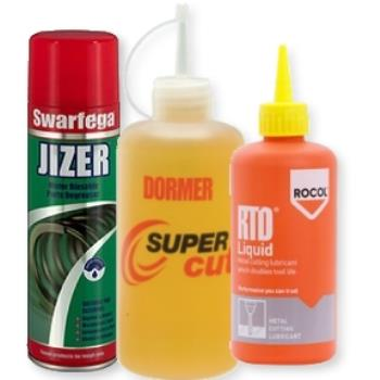 Lubricant, Coolant & Cleaners