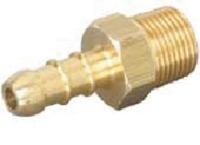 "1/2"" BSPT Male To 8mm ID Hose Nozzle"