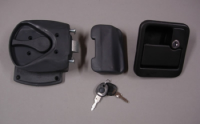 M1 Complete Lock Asssembly Black Type 2