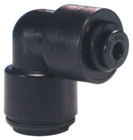 Push Fit - 12mm to 8mm F/M coupler elbow