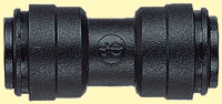 Push Fit - 15mm Equal F/M Coupler