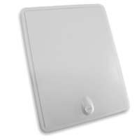 Access Door And Frame White Pinch Lock