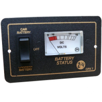 Zig CPX7 Battery Condition Meter