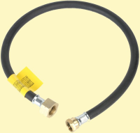 """Gas - Butane Pigtail Hose Assembly - 450mm (17"""") Long"""
