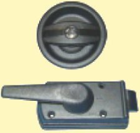 ZADI Caravan Door Lock - Left Hand