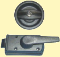 ZADI Caravan Door Lock - Right Hand