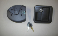 M1 Complete Lock Assembly Black Type 1