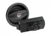 ZADI Door Lock Black L/H