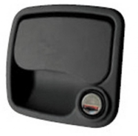 ZADI Euro Garage Lock ( Black )