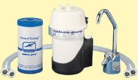 Nature Pure Ultrafine Purifier With Tap Water Filter (potable)