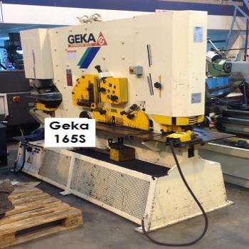 USED GEKA Hydracrop 165/300S