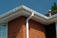 PVCU Roofline Products In London